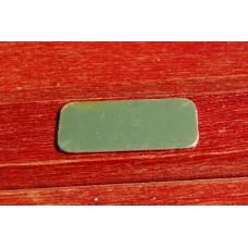 Skilt EGP5-Guld - 32mm. x 16mm. med klæb.