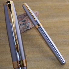 Fyldepen 388 Stål - Guld